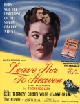 Leave Her to Heaven Book Cover