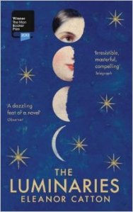 The Luminaries Book Cover
