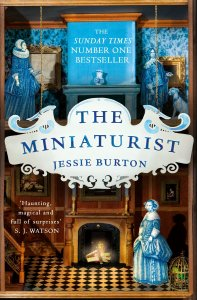 the miniaturist cover