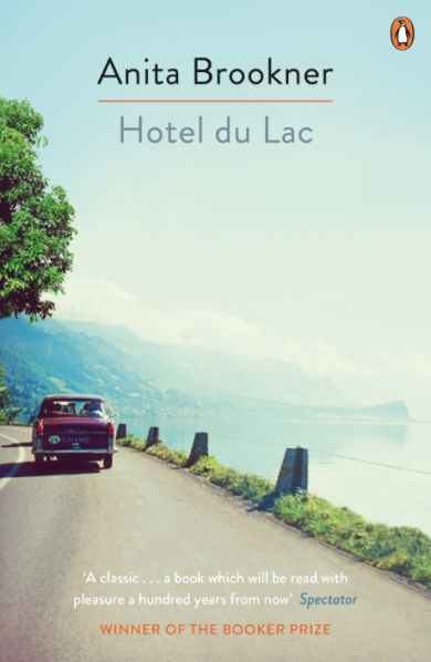 hotel du lac book cover