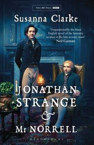 jonathan strange & mr norrell book cover