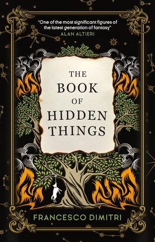 the book of hidden things cover