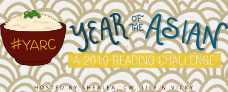year of the asian reading challenge