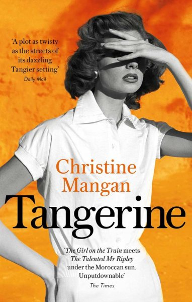 Tangerine Book Cover