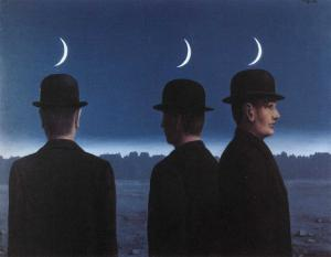 The Mysteries of the Horizon Magritte