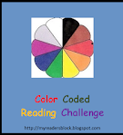 Color Coded Reading Challenge