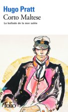 Corto Maltese Book Cover