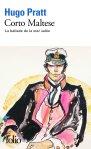 Corto Maltese Book Cover