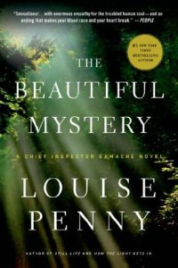 The Beautiful Mystery Book Cover