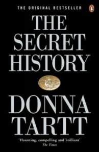 The Secret History Book Cover