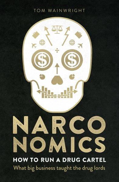 Narconomics Book Cover