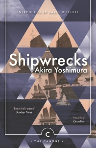 Shipwrecks Book Cover