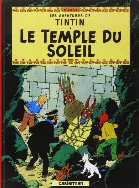 Le Temple du Soleil Cover