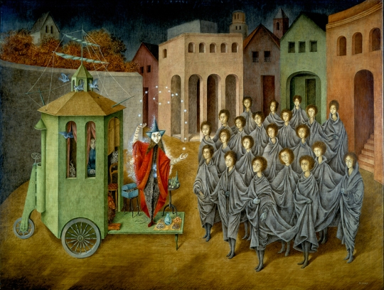 Remedios Varo Paintings 4