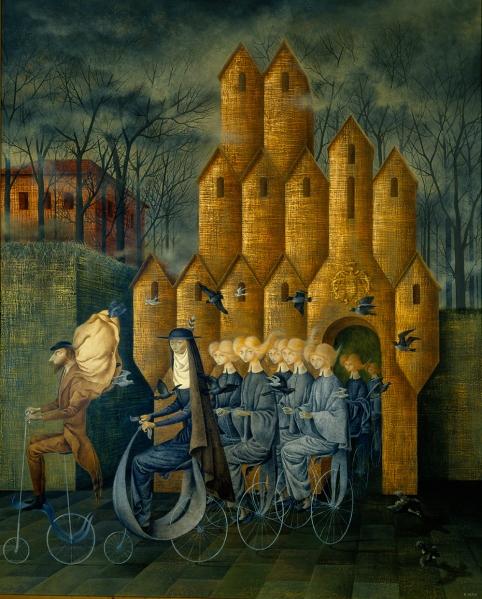 Remedios Varo Paintings