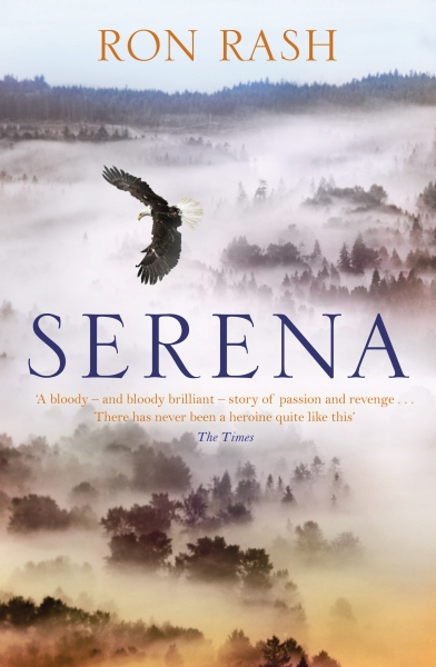 Serena Book Cover
