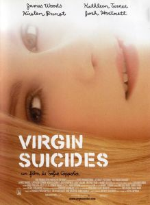 Virgin Suicides Film Poster