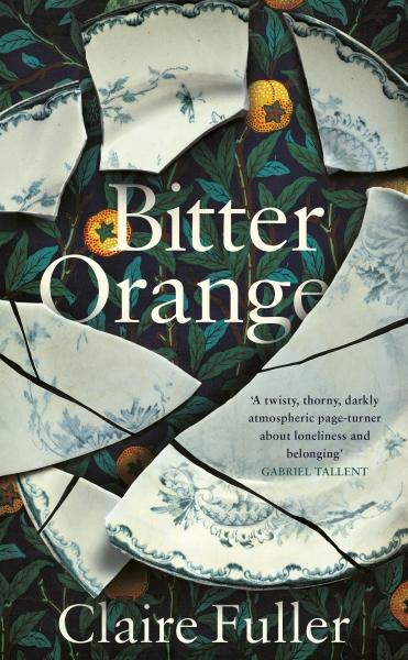 Bitter Orange Book Cover