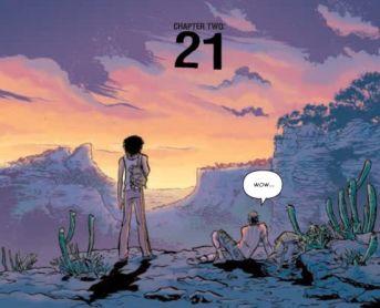 Daytripper Comics