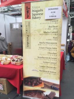 Dorayaki Stand Hyper Japan Festival