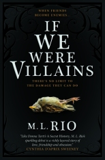 If We Were Villains Book Cover