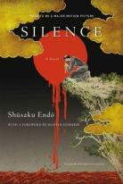 Silence Book Cover