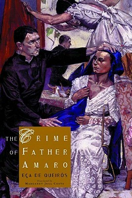 The Crime of Father Amaro Book Cover