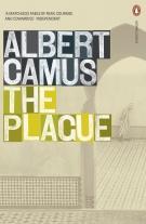 The Plague Albert Camus Book Cover