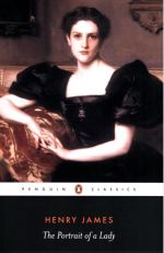 The Portrait of a Lady Book Cover