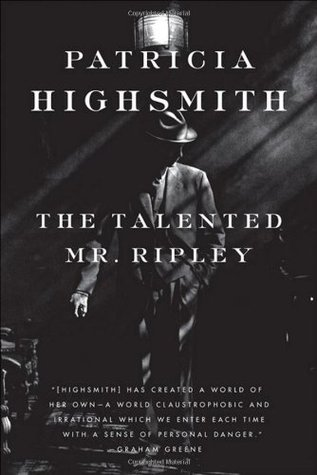 The Talented Mr Ripley Cover
