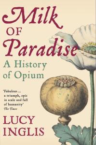 Milk of Paradise Book Cover