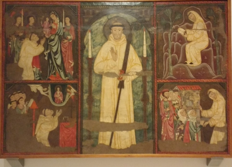 St Bernardo Altarpiece