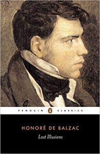 Honore de Balzac Lost Illusions