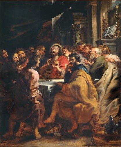 Rubens Last Supper