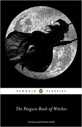 the penguin book of witches book cover