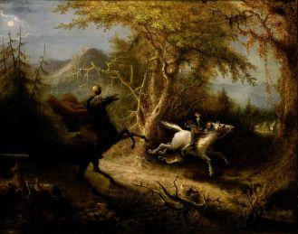 John Quidor The Headless Horseman
