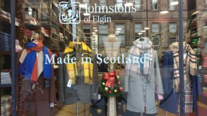 Made in Scotland Clothing