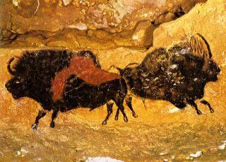 Nave Lascaux Cave Art