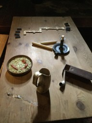 prisoners cell table