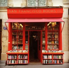 San Francisco Books and Co