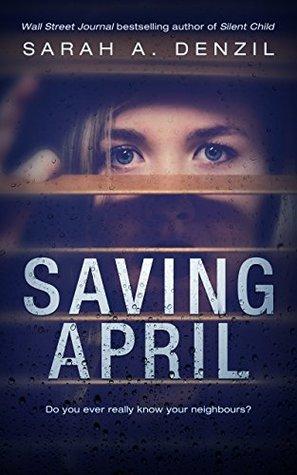 Saving April Book Cover
