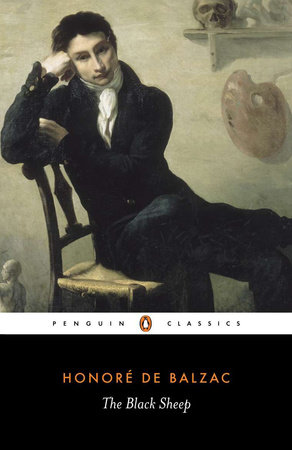 The Black Sheep Balzac
