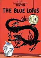 the blue lotus book cover