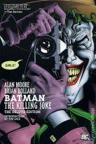 The Killing Joke Batman Series Comics Cover