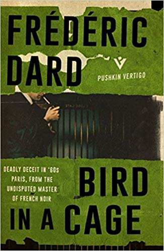 bird in a cage book cover