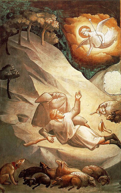 annunciation to the shepherds 1