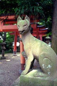 kitsune statute