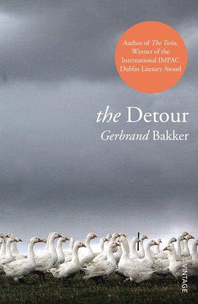 the Detour Book Cover