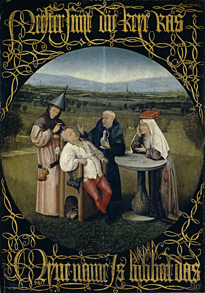 Extracting the Stone of Folly