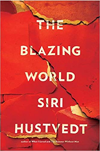 the blazing world book cover